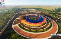 Gautam Buddha International Cricket Stadium construction process begins