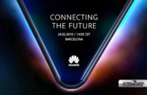 Huawei's first folding smartphone ready for MWC 2019