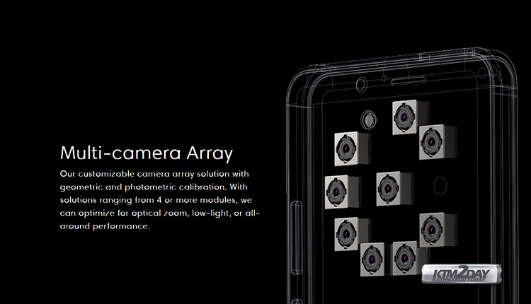 Light-Multi-camera-Array
