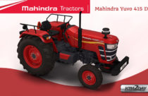 Mahindra Tractor Yuvo 415 DI launched in Nepal