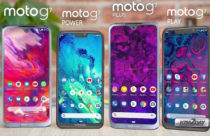 Lenovo exhibits the Motorola G7 series at MWC 2019