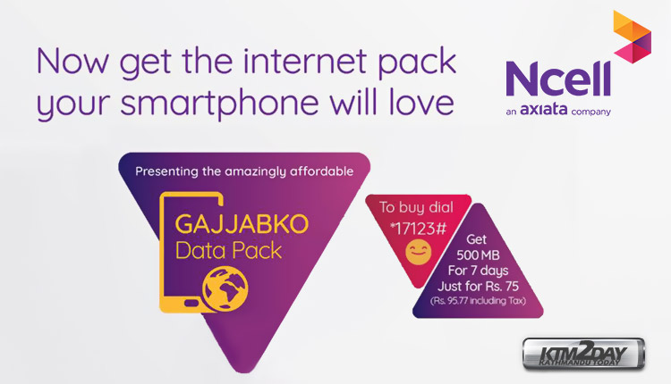 Ncell-Gazzabko-Data-Pack