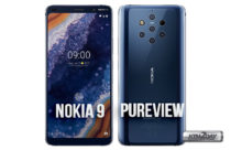 Nokia 9 PureView with 5 Zeiss Cameras launched at MWC 2019