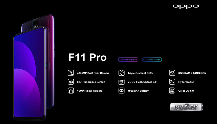 Oppo-F11-Pro-Specification