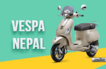 Vespa Scooters Price in Nepal 2019