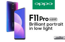 Oppo F11 Pro render suggests pop-up selfie camera, 48MP main camera