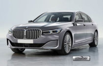 The new BMW 7 Series 2019 debuts at Geneva Motor Show