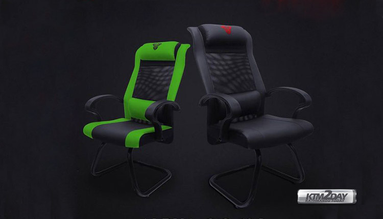Amazing Gaming Chairs Price In Nepal Game With Ease Ktm2Day Com Unemploymentrelief Wooden Chair Designs For Living Room Unemploymentrelieforg