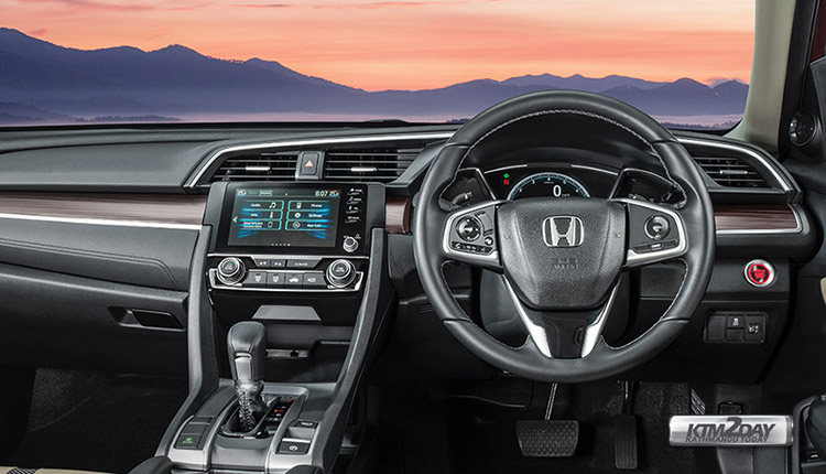 Honda-Civic-Dashboard