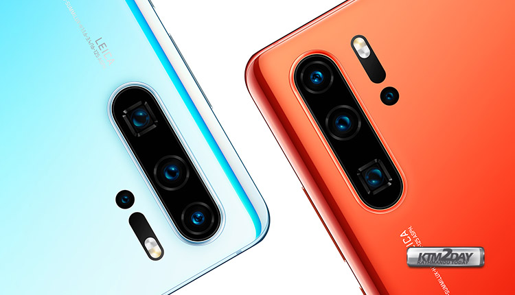 Huawei P30 Pro Camera features