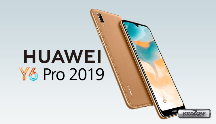 Huawei Y6 Pro 2019 Price in Nepal - Specs & Features