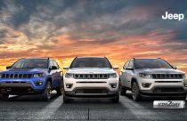 Jeep Compass stylish compact SUV for off-roaders