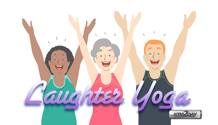 Laughter-Yoga