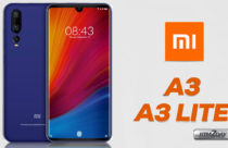 Xiaomi Mi A3 Lite and A3 to come with in-display fingerprint reader and Android One
