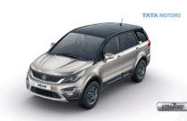 Tata Hexa 2019 arrives with Stunning Features