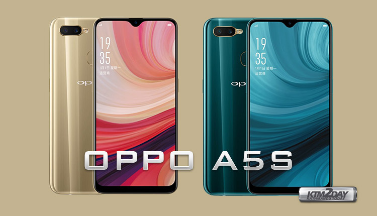 Oppo-A5S-Price-Nepal