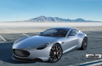 Piëch Mark Zero electric supercar runs on new type of battery