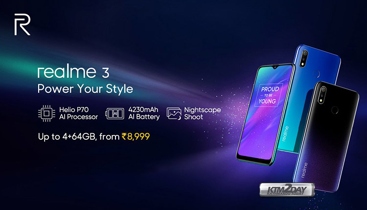 Realme-3-Launched-Specs