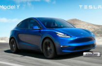 Tesla's Model Y crossover to offer 482-km range, 7 seats