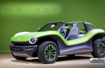Volkswagen ID. Buggy concept unveiled at Geneva Motor Show
