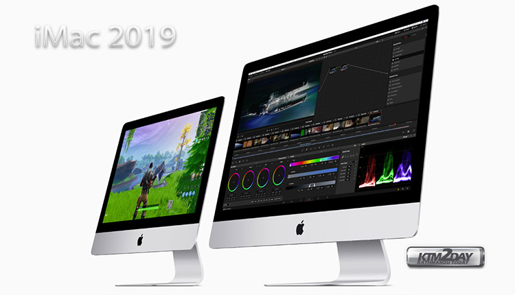 Marvelous Apple Imac 2019 Price In Nepal Specs Features Ktm2Day Com Beutiful Home Inspiration Truamahrainfo