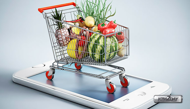 online grocery shopping in nepal