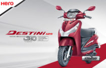 Hero Destini 125 launched in Nepali market