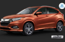 Honda HRV : Launch, Expected Price, Specs & Details