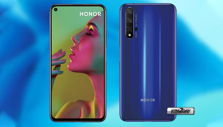 Honor 20 Pro Price in Nepal - Specification, Features