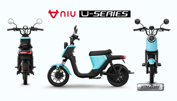 NIU-U-Series-price-nepal