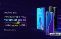 Realme 3 Pro 6GB RAM with 64 GB storage variant launched