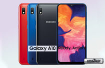 Samsung Galaxy A10 launched in Nepali market