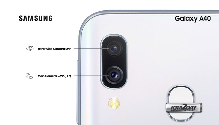 Samsung-Galaxy-A40-camera