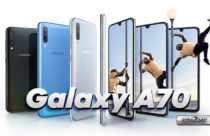 Samsung Galaxy A70 launched in Nepali market