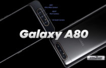 Samsung Galaxy A80 launched with sliding and rotating camera