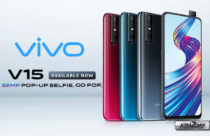 Vivo V15 launched with Helio P70 and 32 MP pop-up camera