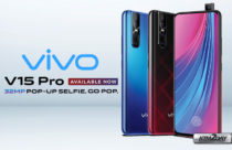 Vivo V15 Pro with 32MP pop-up selfie camera, Snapdragon 675 launched