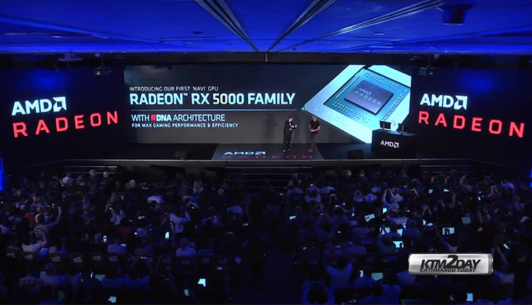 AMD Radeon RX 5000 Family