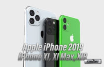 Apple iPhone 11 models and back cover images leaked