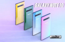 Samsung Galaxy Note 10 to come in several colors