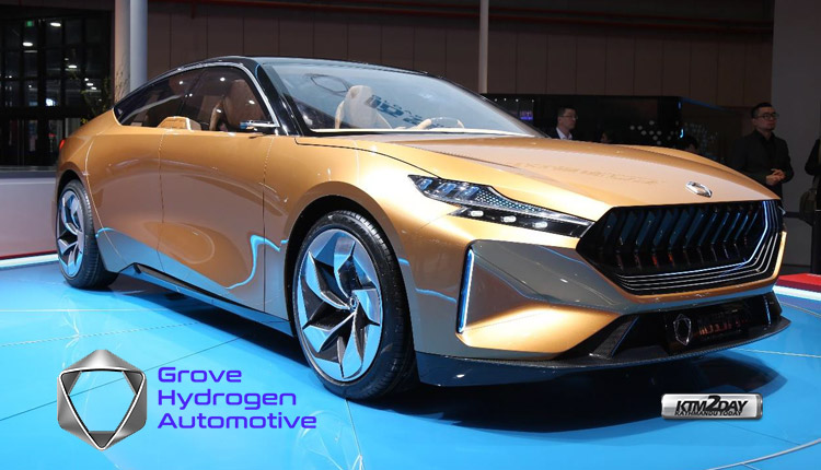 Grove Hydrogen Cars in Nepal