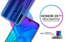 Honor 20 Lite launched officially, comes with Kirin 710 and triple camera