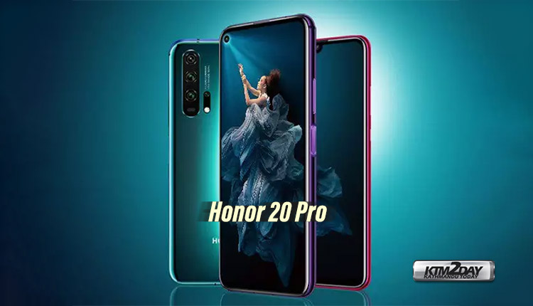 Honor 20 Pro launch delayed