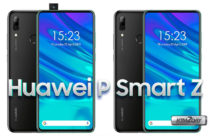 Huawei P Smart Z with pop up selfie camera to cost € 280