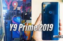 Huawei Y9 Prime 2019 to also come with pop-up selfie camera