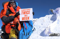 Kami Rita Sherpa does it again, breaks his own world record