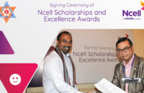 Ncell to support IOE with Scholarships and Excellence Awards