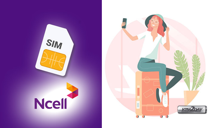 Ncell-Travellers-SIM