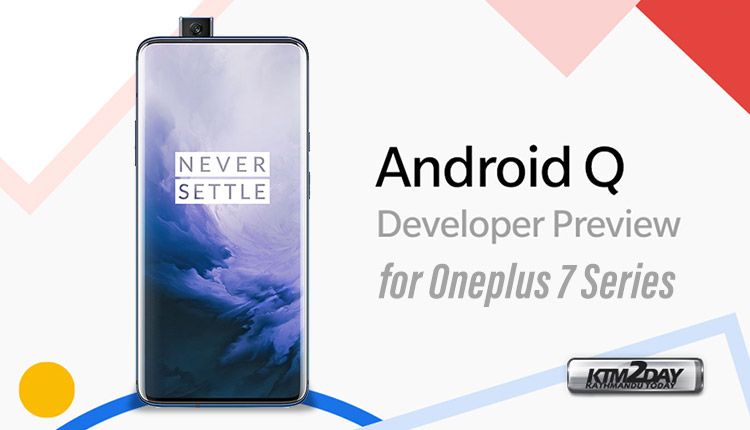 Oneplus-7-Android-Q
