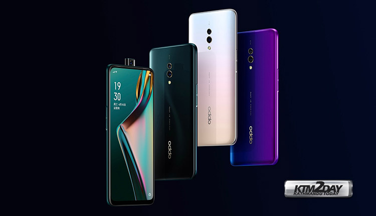 Oppo-K3-launched